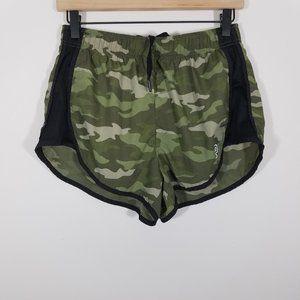 PINK Victoria's Secret Camo Athletic Shorts Size S